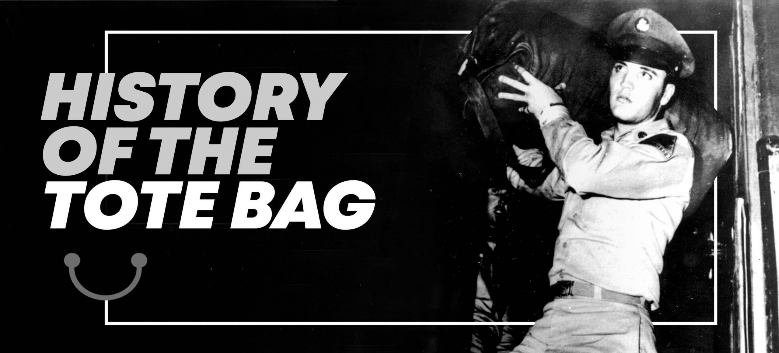 WHAT IS THE HISTORY OF TOTE BAGS