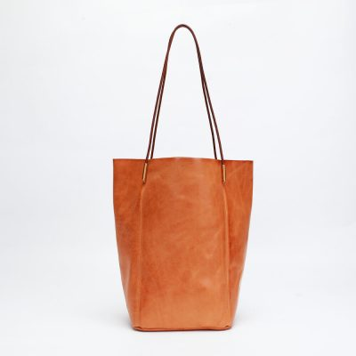 Leather Tote Bag R-1571